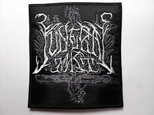 FUNERAL MIST  EMBROIDERED PATCH