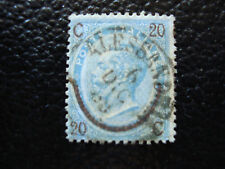 ITALIE - timbre - yvert et tellier n° 22 obl (A11) stamp italy (T)