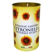 Prices Ecologic Citronella Candle Lantern Fragranced Garden Summer Citrus