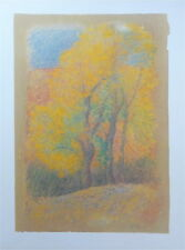 Astride Maillol lithographie paysage Armory Show New York musée Maillol