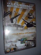 DVD N° 12 LE GRANDI BATTAGLIE DEL 900 BATTAGLIA DELL'ATLANTICO TRAMONTO U-BOOT