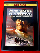 Cahill United States Marshal DVD mint John Wayne George Kennedy Neville Brand
