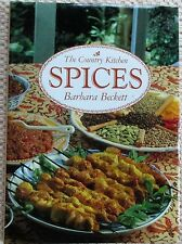 """BARBARA BECKETT """"SPICES"""", THE COUNTRY KITCHEN. 1993."""