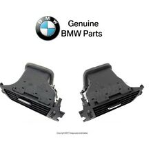 BMW 325i 328i 335i Pair Set of Left and Right Grilles Dashboard Air Vent Black