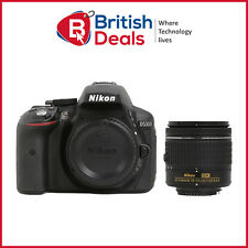 Nikon D5300 24.2 MP Digital SLR Camera with 18-55mm VR AF-P DX Lens