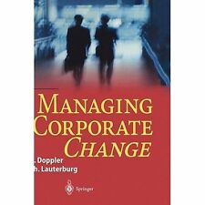Managing Corporate Change by Klaus Doppler and Christoph Lauterburg (2000,...