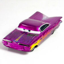 100% Original 1:55 Rare Mattel Disney Pixar Diecast Purple Ramone Metal Cars Toy