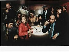 THE SOPRANOS RARE MOBSTERS GANGSTERS 8X10 PHOTO MAFIA