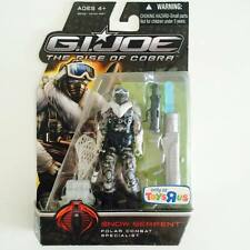 Hasbro G.I.JOE / GI JOE Movie Rise of Cobra 3.75inch Fig. SNOW SERPENT