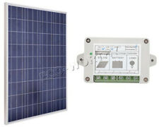 100 Watts Solar Panel 100W Solar Module Controller with Timer and Light Sensor