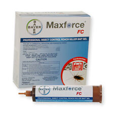 Maxforce FC Cockroach Roach Control Gel Bait 4 Tubes Kill German American Etc