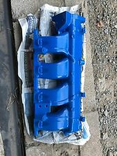 BLUE Mini Cooper S JCW GP Works R53 R52 inlet manifold