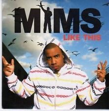 (CE568) Mims, Like This - 2007 DJ CD