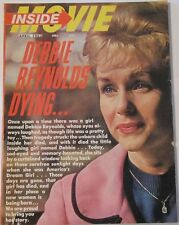INSIDE MOVIE magazine April 1963 SUE LYON Zina Bethune MARILYN MONROE stars
