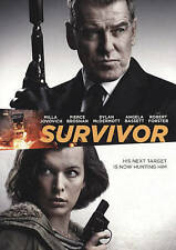 Survivor (DVD, 2015) - NEW!!