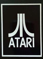 Adhesivo con el logotipo clásico de Atari Laptop Guitarra Tablet maleta 401