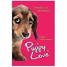 "FRAUKE SCHEUNEMANN ""PUPPY LOVE"". SOFT COVER. (2456)"