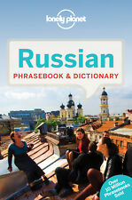 Russian Lonely Planet Russian Phrase Book & Dictionary 2012