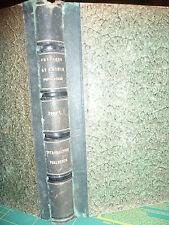 Physique et Chimie populaires par A Clerc tome 1 Introduction pesanteur