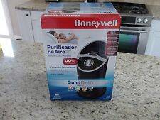 NEW Honeywell Whisper Quiet Air Purifier HFD-013-TGT Small Room