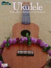 Ukulele The Most Requested Songs Sheet Music Strum & Sing Series Ukule 002501453