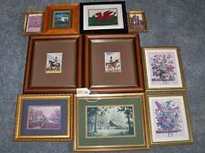 Group of 12 Framed Pictures and Prints Lot 228