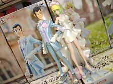 LUPIN THE THIRD CREATOR X CREATOR LUPIN III/REBECCA ROSSELLINI WEDDING BANPRESTO