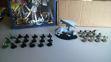 WARHAMMER LOTR - NORTH MOUNTAINS ARMY - DRAGON & GOBLINS -Ejército trasgos Smaug