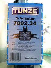 Tunze 7092.34 Branch adaptor (Y adapter) for Tunze Turbelle Stream pumps