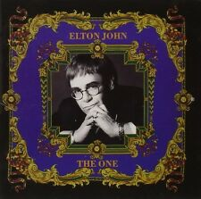 Elton John CD The One - Europe (EX+/VG)