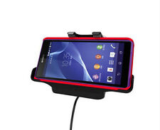 IMOBI4 3-in-1 Magnetic Charger Mount Cradle With Car Holder For Sony Xperia Z2