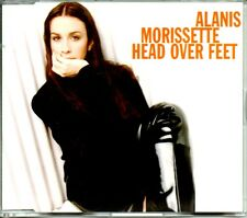 ALANIS MORISSETTE - HEAD OVER FEET - 4 TRACK CD SINGLE