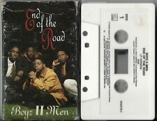 End of the Road [Single] by Boyz II Men (Cassette, Jul-1992, Motown)