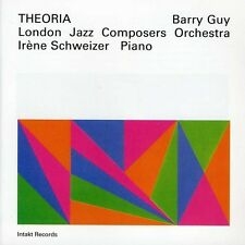 Theoria: London Jazz Composers Orchestra - Irene Schweizer (2011, CD NEU)