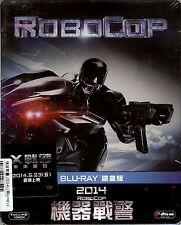 RoboCop (2014) Limited Edition SteelBook Blu-ray (Region A Taiwan Import) OOP