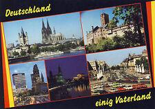 AK: Deutschland - einig Vaterland
