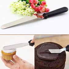CAKE DECORATING PALETTE PALLETTE ARTISTS ANGLED KNIFE ICING SPREADER SMOOTHER JV