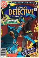 Detective Comics #479 NM- 9.2 Batman Hawkman Clayface Marshall Rogers Art!