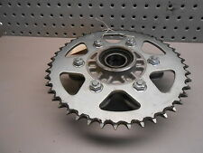 D3 Ducati Monster 696 w 396 Miles 2014 OEM Rear Hub and Sprocket