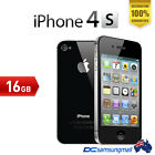 Apple iPhone 4S 16GB Mint Condition unlocked Black Smartphone 100% tested