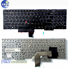 New lenovo Thinkpad Edge E530 E530C E535 Keyboard US 04Y0301 04W2443 US Seller