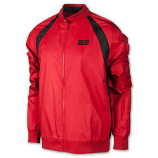 Air Jordan Red Muscle Wind Breaker Jacket Size S Small 558840-695 NEW