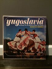 Dalmatian Ensemble  - Yugoslavia The Music of its people in song and dance