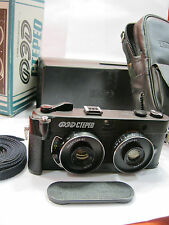 EXTREMELY RARE! FED-STEREO Camera + Industar-81 2,8/38 New