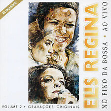 NEW - No Fino Da Bossa ao Vivo, Vol. 2 by Regina, Elis
