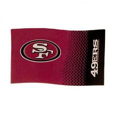 San Francisco 49ers Large Supporters Flag 5ftx3ft 5x3' FD