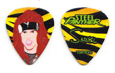 Steel Panther Satchel Signature Caricature Guitar Pick - 2016 Tour