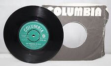 """7"""" Single - Teddy Johnson & Pearl Carr - How Wonderful to Know - Columbia - 1961"""