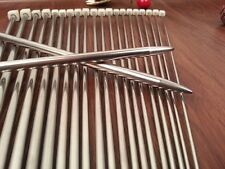 """22pcs 11size 14"""" 36cm stainless Single Pointed Knitting Needles"""