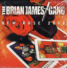 BRIAN JAMES GANG new rose 2006 CD Mini LP sleeve Damned STILL SEALED